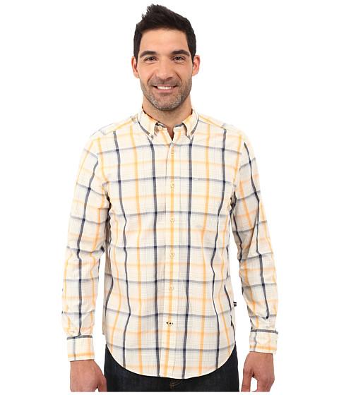 Nautica Long Sleeve Large Plaid Shirt w/ Pocket