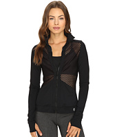 Trina Turk - Laser Cut Solids Jacket