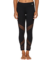 Trina Turk - Laser Cut Solids Full-Length Leggings