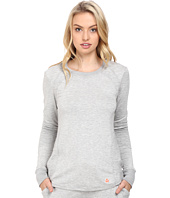 Trina Turk - Pleated Pieces Long Sleeve Sweatshirt