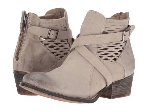 Charles by Charles David York - Taupe Washed Nubuck