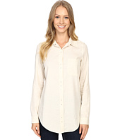 Lilla P - Shirting Long Sleeve Button Down Tunic