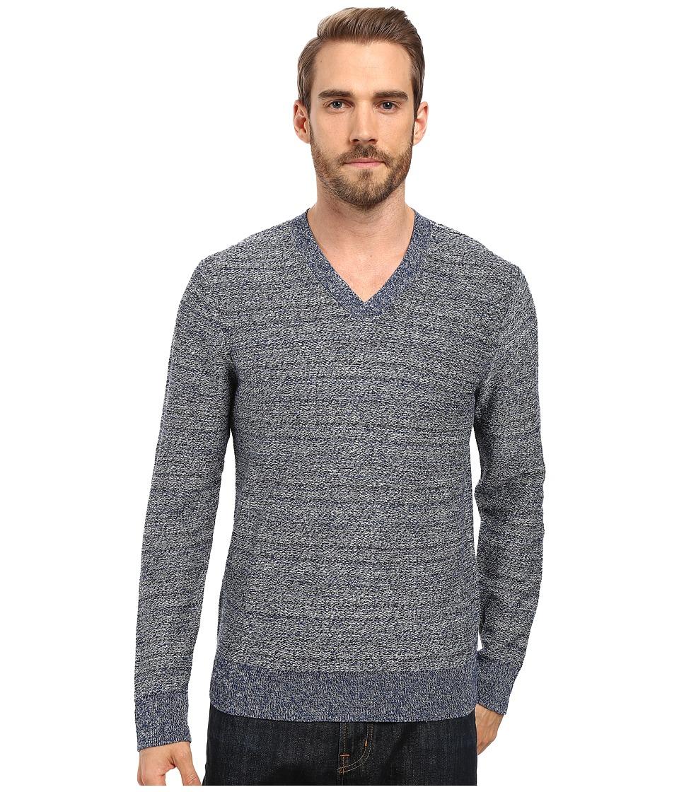 Lucky Brand - Novelty Sweater (Blue) Men