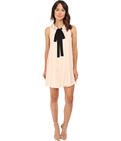 Brigitte Bailey - Jenn Sleeveless Dress with Neck Tie