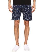 Lacoste - Camo Print Bermuda Shorts