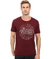 Lucky Brand - Thrill of Speed Graphic Tee