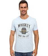 Lucky Brand - Whiskey Made Me Graphic Tee