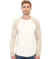 Lucky Brand - Grey Label Color Block Henley
