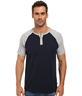 Lucky Brand - Grey Label Short Sleeve Baseball