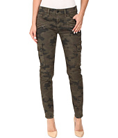 Hudson - Colby Ankle Moto Skinny Cargo in Rustic Camo