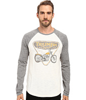 Lucky Brand - Triumph Badge and Bike