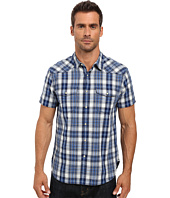 Lucky Brand - Short Sleeve Santa Fe Western Shirt