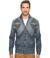 Lucky Brand - Indigo Novelty Pullover
