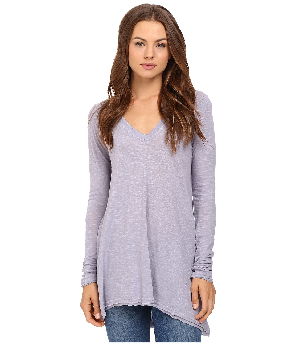 Free People - Anna Tee (Lavender) Women