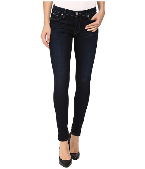 Hudson Nico Mid-Rise Skinny in Night Vision