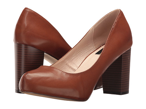 LFL by Lust For Life Paige - Cognac Nappa PU
