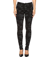 Hudson - Nico Mid-Rise Skinny in Blackout Camo