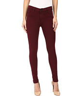 Hudson - Nico Mid-Rise Ankle Skinny in Cabernet