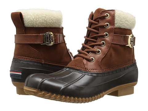 Tommy Hilfiger Roscoe - Brown Faux Leather