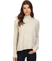 Free People - Arctic Fox Zip Back Sweater