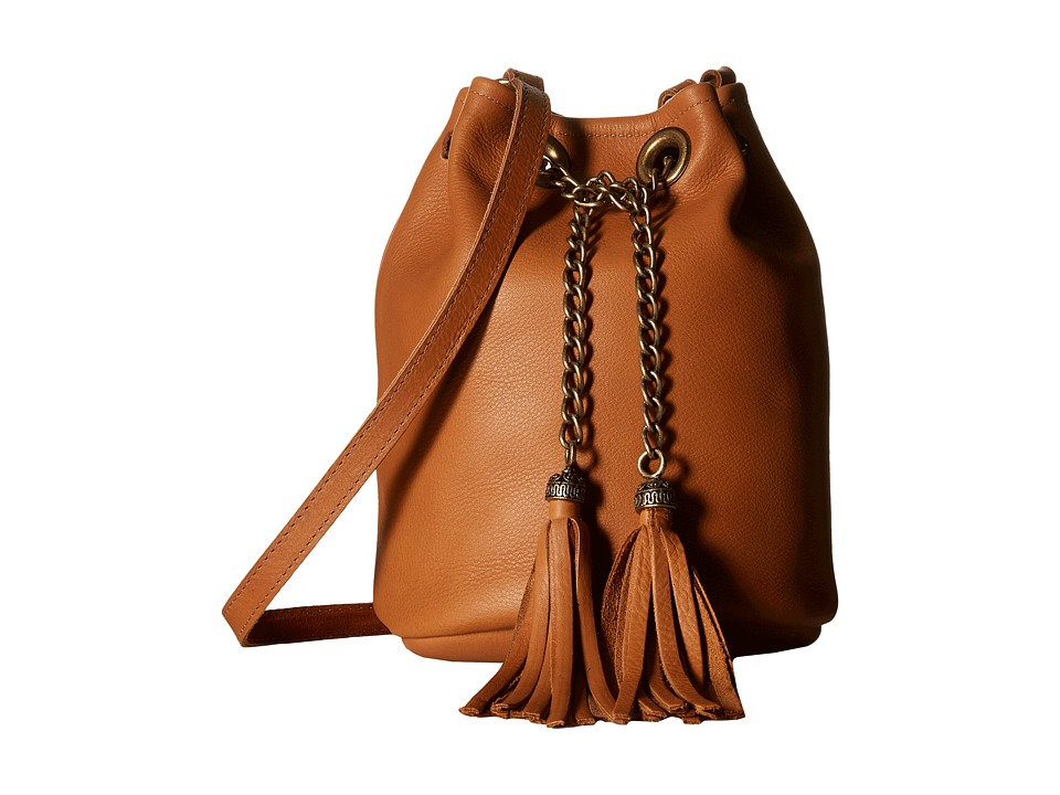 Leatherock - HJ95 (Dallas Tan) Handbags