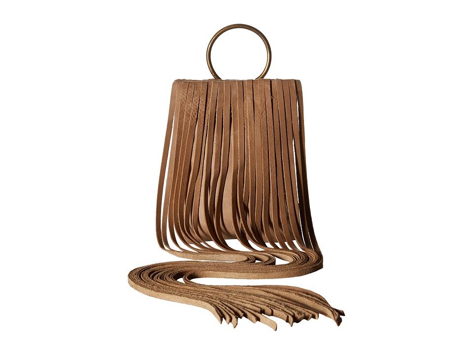Leatherock - CE45 (Vermont Almond) Handbags