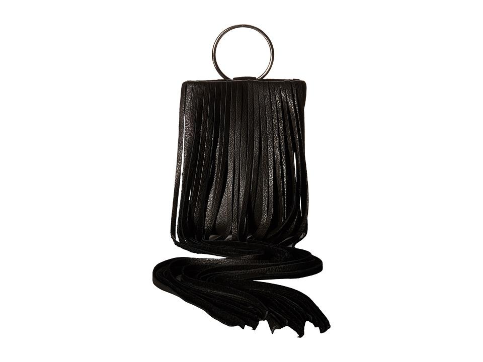 Leatherock - CE45 (Lamber Black) Handbags