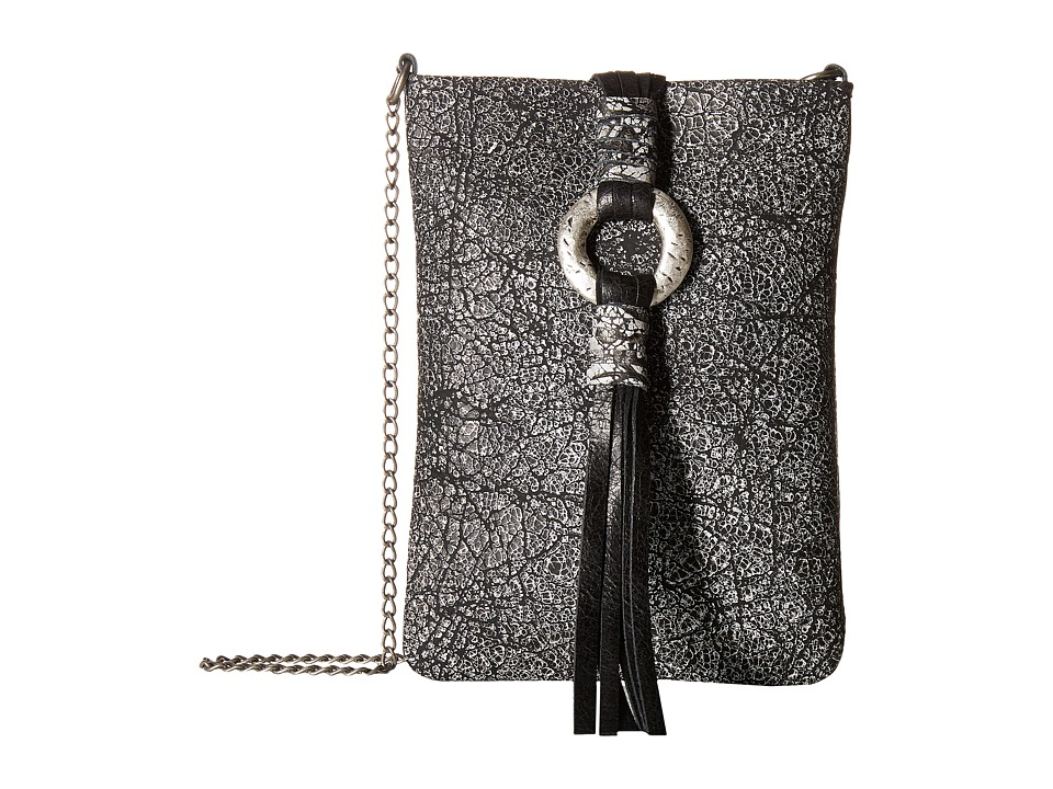 Leatherock - CE47 (Wigwam Black/Vermo Black) Handbags