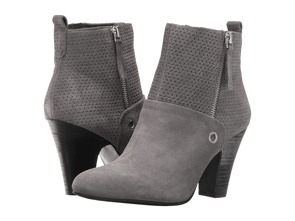 Nine West Gowithit (Grey Suede) Women