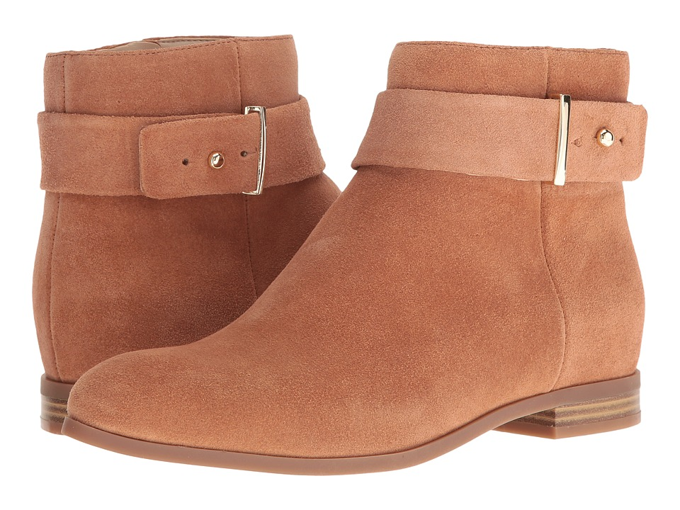 Nine West Objective (Natural Suede) Women