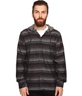 Billabong - Baja Long Sleeve Heavyweight Hooded Flannel