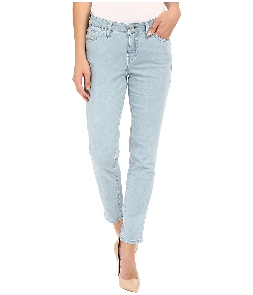 Jag Jeans Penelope Slim Ankle Supra Colored Denim in Blue Blue Womens Jeans