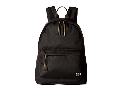 Lacoste Neocroc Backpack - Black