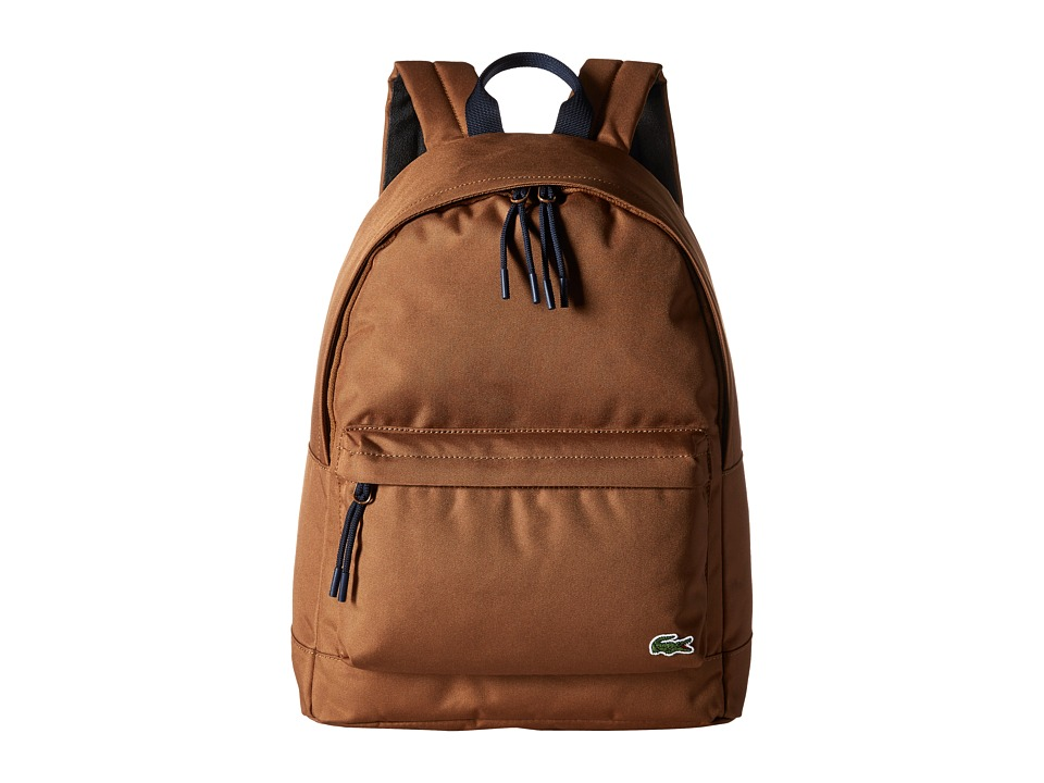 Lacoste - Neocroc Backpack (Rubber) Backpack Bags