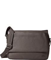 Lacoste - Rafael Leather Messenger Bag