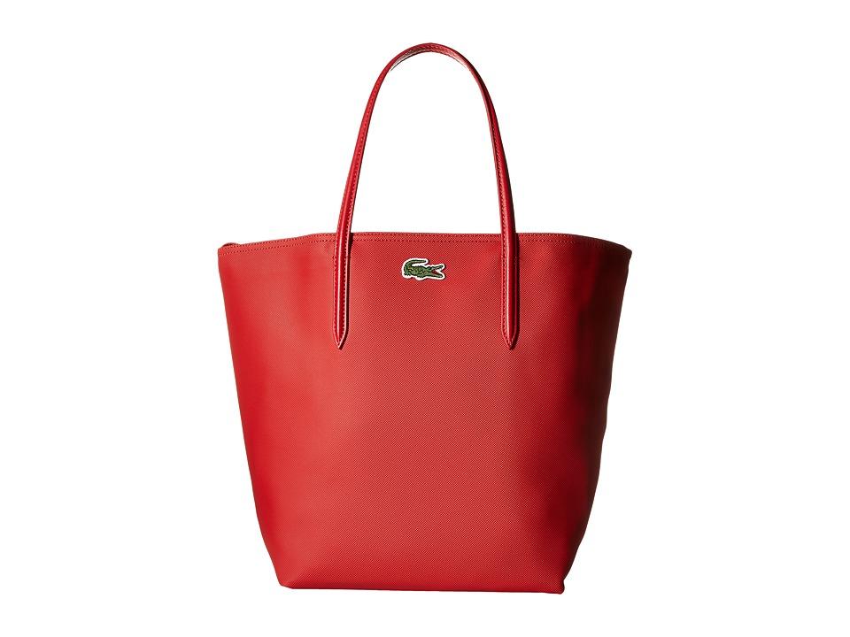 Lacoste - L.12.12 Concept Carry All Bag (Salsa) Bags