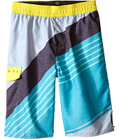 Rip Curl Kids - Aggro Tilt Volley Swim Trunks (Big Kids)