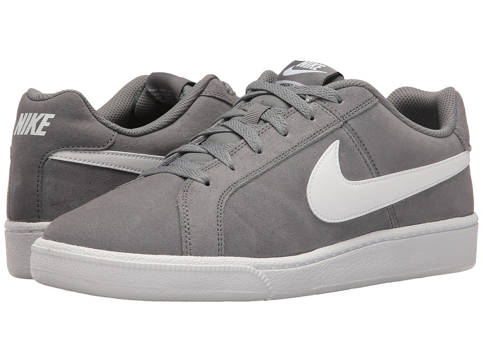 Nike Court Royale Suede (Cool Grey/White) Men