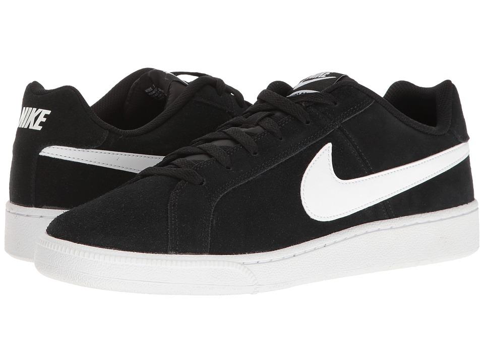 Nike Court Royale Suede (Black/White) Men