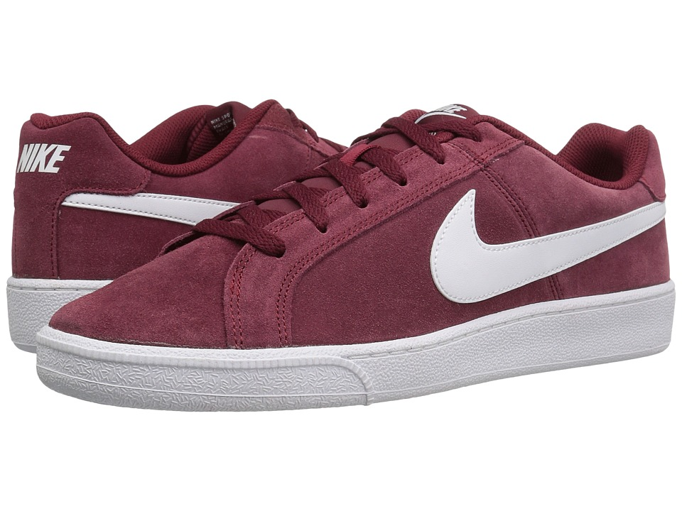 Nike Court Royale Suede (Team Red/White) Men