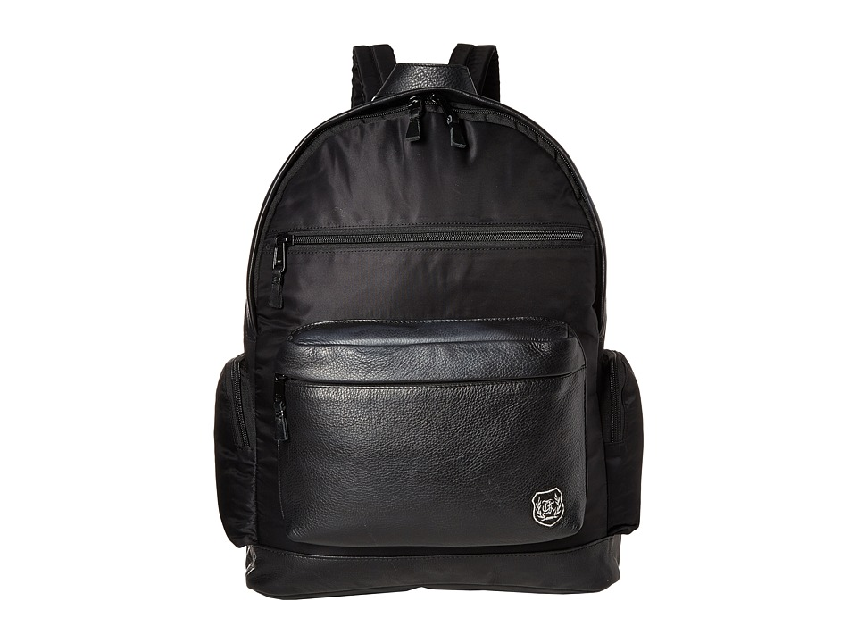 The Kooples - Sport Nylon and Leather Backpack