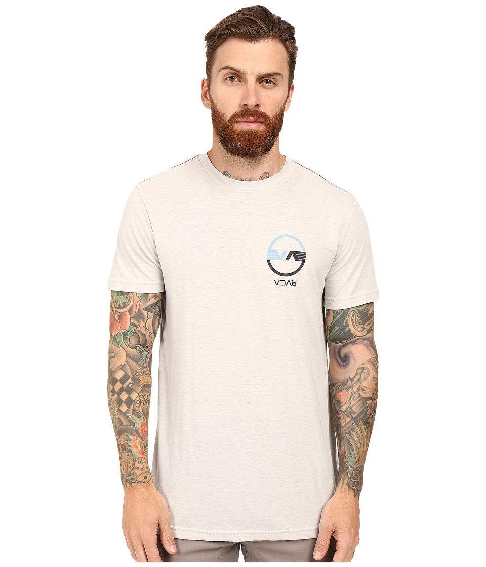RVCA - VA Wings T-Shirt (Cool Grey) Men