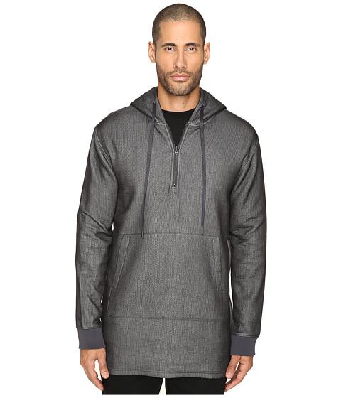 DBYD Front Pocket Hoodie - Grey