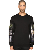 DBYD - City Printed Sleeve Sweatshirt