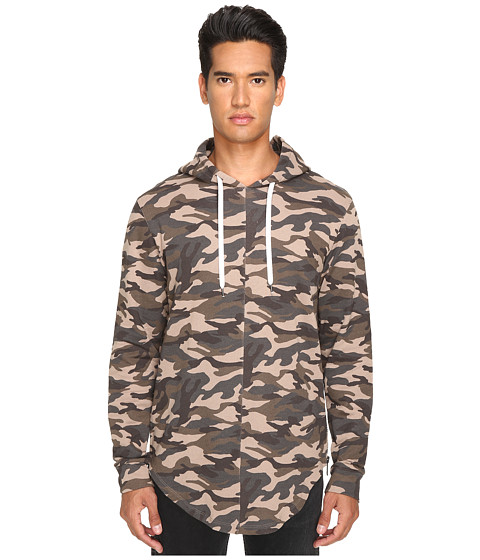 Pyer Moss Out In The Open Hoodie - Camo