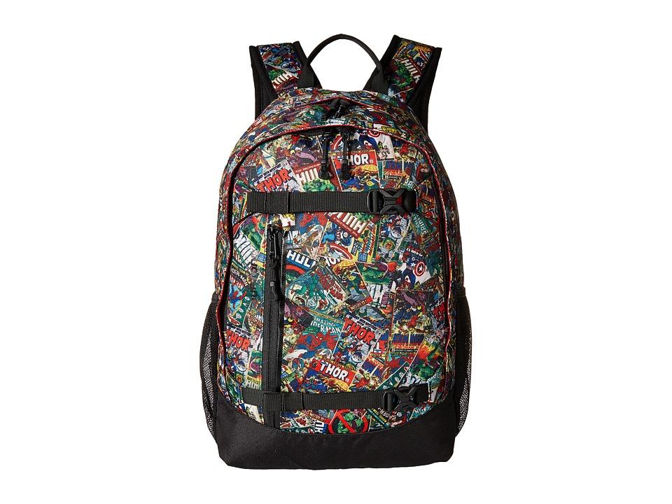 Burton - Day Hiker 20L Backpack (Little Kid/Big Kid) (Marvel Print) Backpack Bags