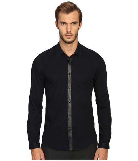 The Kooples Fantasy Placket Button Up