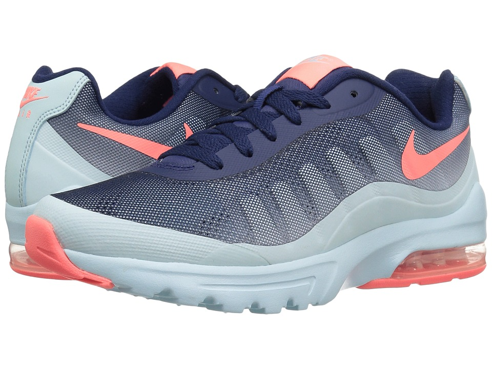 Nike - Air Max Invigor Print (Binary Blue/Glacier Blue/Lava Glow) Womens Classic Shoes