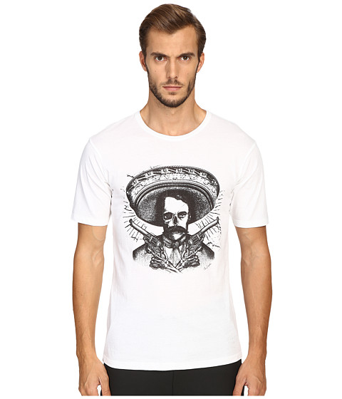 The Kooples Graphic Crew Neck T-Shirt