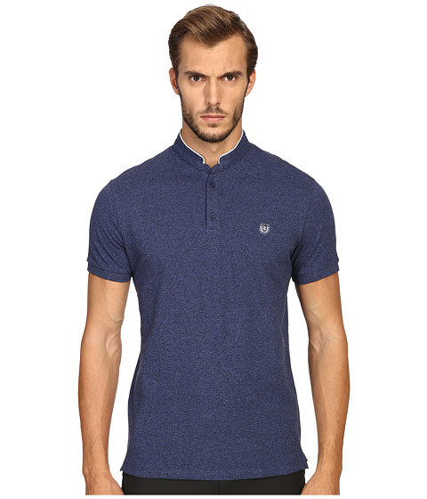 The Kooples Sport Classic Officer Collar Polo